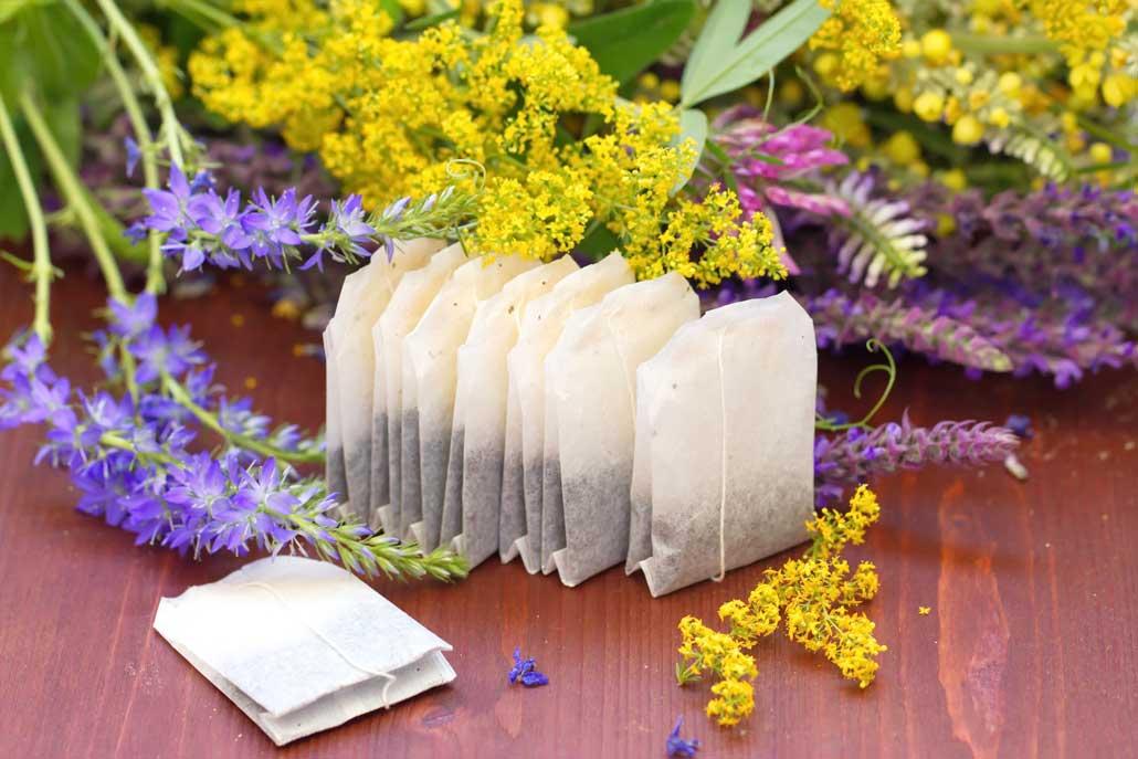 Jak Využít čajové Sáčky Doma I Na Zahradě