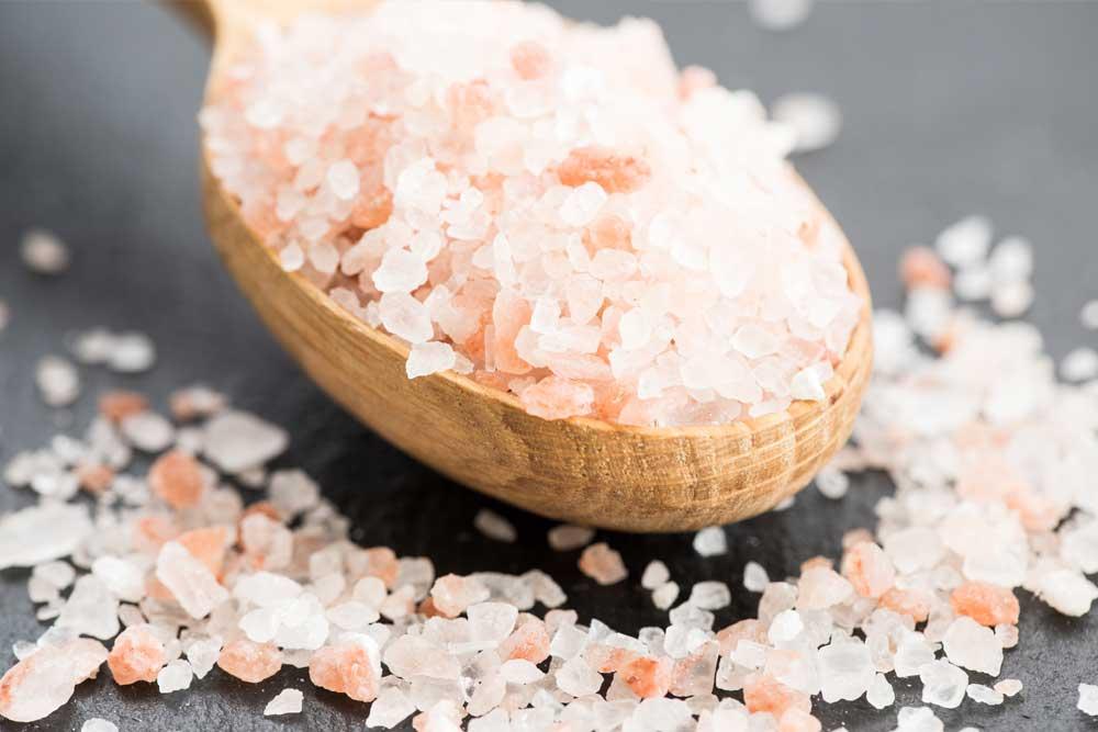 Sůl Nad Zlato Aneb Růžová Himálajská Sůl - Ilustrační Foto