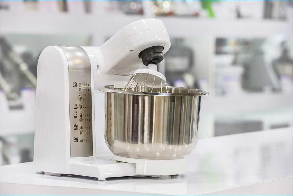 Výběr Kuchyňského Robotu - Nesnadný úkol - Ilustrační Foto