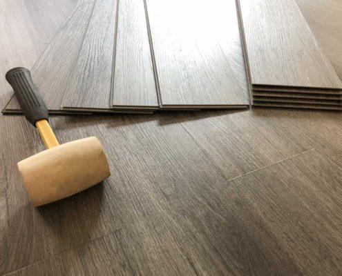 Luxusní lamelová podlaha