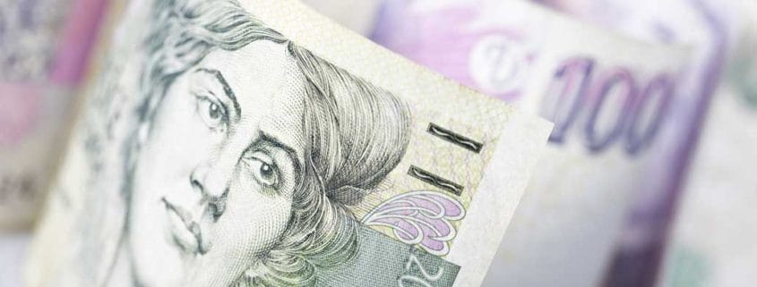 Peníze - půjčka na dovolenou
