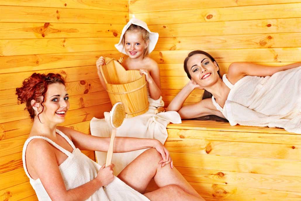 Sauna Pro Naše Zdraví - Foto Zdravé Saunování