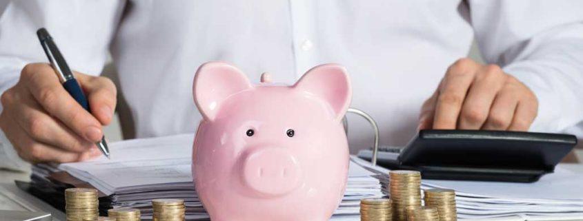 Úspory za bydlení