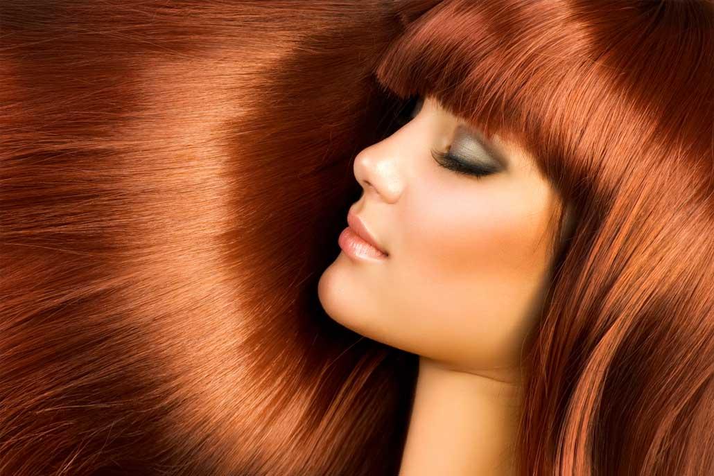 Zdravé A Krásné Vlasy
