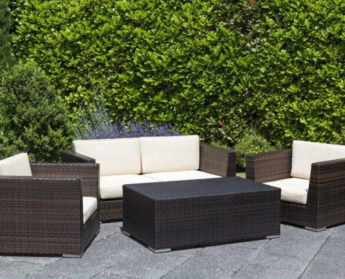 Levný nábytek na zahradu - foto zahradního nábytku